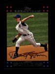 2007 Topps #46  Jeremy Sowers  Front Thumbnail
