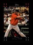 2007 Topps #43  Aubrey Huff  Front Thumbnail
