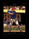 2007 Topps #193  Rod Barajas  Front Thumbnail