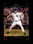 2007 Topps #169  Todd Jones  Front Thumbnail
