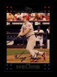 2007 Topps #108  Wes Helms  Front Thumbnail