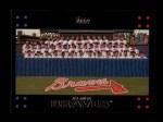 2007 Topps #241   Atlanta Braves Front Thumbnail