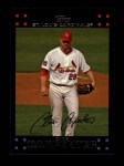 2007 Topps #240   Chris Carpenter Front Thumbnail