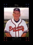 2007 Topps #256  Bobby Cox  Front Thumbnail