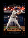 2007 Topps #346  Shawn Green  Front Thumbnail