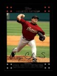 2007 Topps #340  Roger Clemens  Front Thumbnail