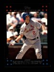 2007 Topps #361  Adam Kennedy  Front Thumbnail