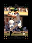 2007 Topps #363  Bobby Crosby  Front Thumbnail