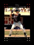 2007 Topps #364  Conor Jackson  Front Thumbnail
