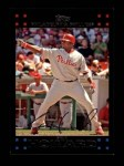 2007 Topps #330  Ryan Howard  Front Thumbnail