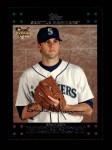 2007 Topps #433  Brandon Morrow  Front Thumbnail