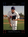 2007 Topps #480  Matt Garza  Front Thumbnail