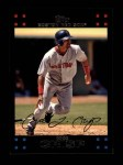 2007 Topps #413  Coco Crisp  Front Thumbnail