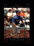 2007 Topps #474  Michael Young  Front Thumbnail