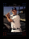 2007 Topps #552  Chris Woodward  Front Thumbnail