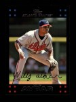 2007 Topps #586  Willy Aybar  Front Thumbnail