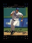 2007 Topps #581  Mike Sweeney  Front Thumbnail