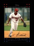 2007 Topps #551  Ronnie Belliard  Front Thumbnail