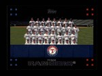 2007 Topps #596   Texas Rangers Front Thumbnail