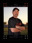 2007 Topps #605  Bruce Bochy  Front Thumbnail