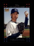 2007 Topps #640  Kei Igawa  Front Thumbnail