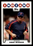 2008 Topps #237  Eric Wedge  Front Thumbnail