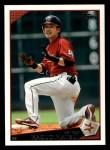 2009 Topps #49  Kazuo Matsui  Front Thumbnail