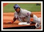2009 Topps #92  Luis Castillo  Front Thumbnail