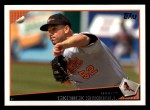 2009 Topps #18  George Sherrill  Front Thumbnail