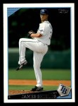 2009 Topps #174  James Shields  Front Thumbnail