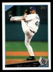 2009 Topps #111  Troy Percival  Front Thumbnail
