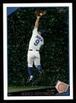 2009 Topps #124  Reed Johnson  Front Thumbnail