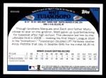 2009 Topps #144  Matt Tuiasosopo  Back Thumbnail