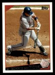 2009 Topps #197  Ronnie Belliard  Front Thumbnail