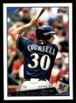 2009 Topps #119  Craig Counsell  Front Thumbnail