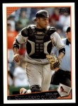2009 Topps #288  Guillermo Quiroz  Front Thumbnail