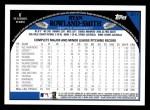 2009 Topps #211  Ryan Rowland-Smith  Back Thumbnail