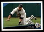 2009 Topps #275  Alex Rios  Front Thumbnail