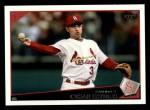 2009 Topps #229  Cesar Izturis  Front Thumbnail