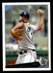 2009 Topps #204  Andy Sonnanstine  Front Thumbnail
