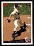 2009 Topps #213  Jeremy Sowers  Front Thumbnail