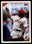 2009 Topps #332  Chone Figgins  Front Thumbnail