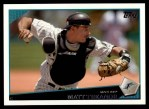 2009 Topps #314  Matt Treanor  Front Thumbnail