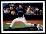 2009 Topps #389  Garrett Olson  Front Thumbnail