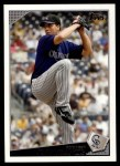 2009 Topps #371  Jeff Francis  Front Thumbnail