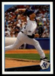 2009 Topps #418  Andy Pettitte  Front Thumbnail
