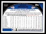 2009 Topps #594  Milton Bradley  Back Thumbnail