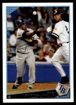 2009 Topps #567  Willy Aybar  Front Thumbnail