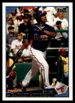 2009 Topps #532  Garret Anderson  Front Thumbnail