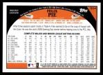 2009 Topps #504  Felix Pie  Back Thumbnail